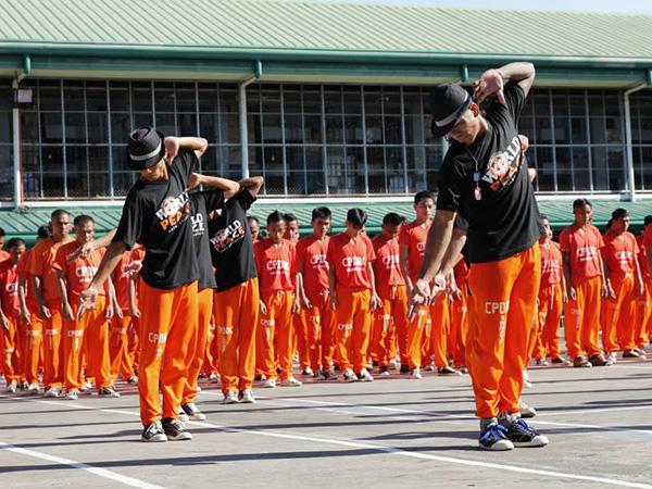 囚人ダンス