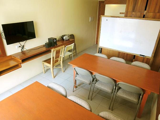 グループクラス&夜間自習室