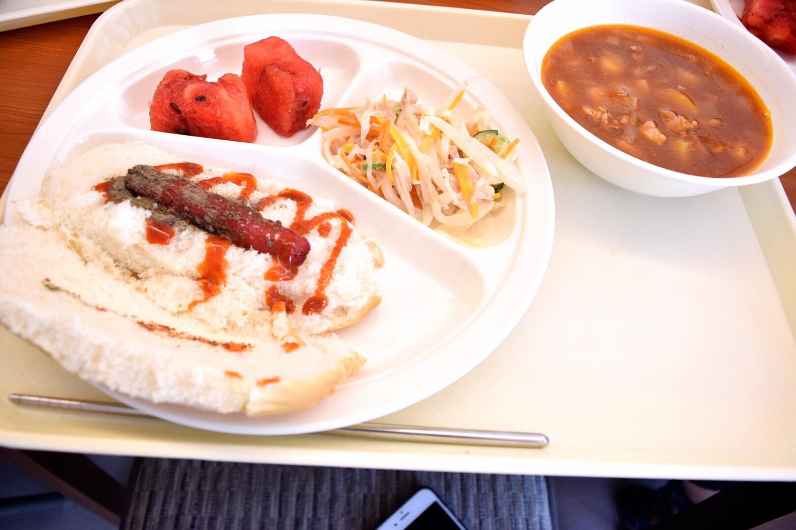 ZEN English食事