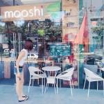 セブで野菜を美味しく摂取すべく『mooshi』へ!