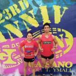 一幸舎セブ、3D&ZENマラソンチームでガイサノマラソン初参戦・結果