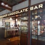 おいしいチョコはここで!マンリー駅のMax Brenner Chocolate Bar
