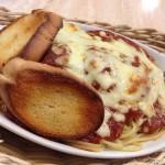 SMモールでファミレスのようなイタリアンレストランへ!