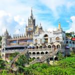 奇跡を呼ぶ教会「シマラ教会」
