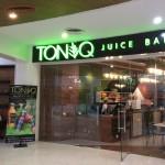 栄養の補給に欠かせない店 : TONIQとmooshi