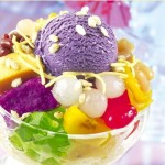 フィリピン定番のデザート「ハロハロ」