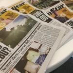 [フィリピン留学]マンツーマンクラスで英字新聞を使ってみよう!