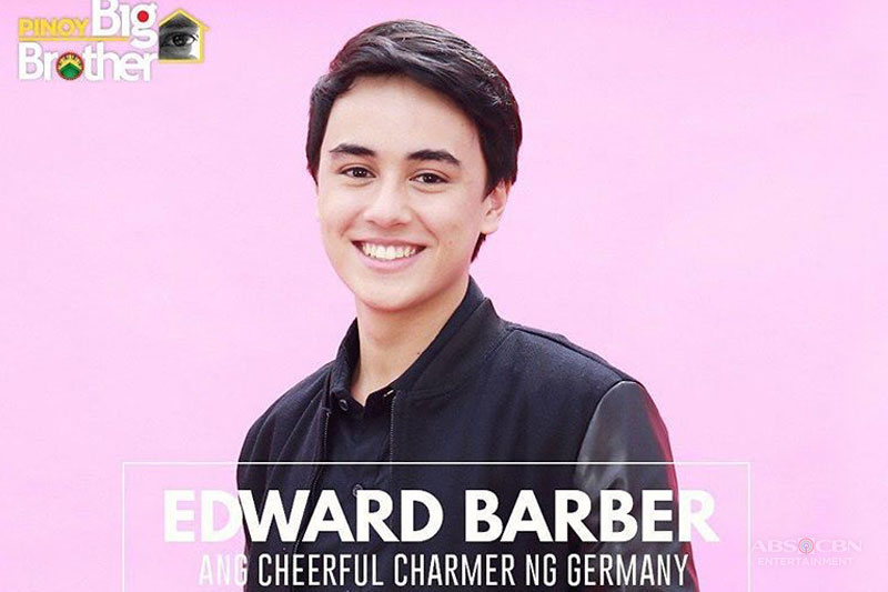 edward barber