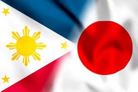 日本とフィリピンの国旗