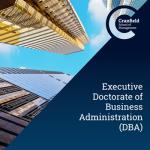 Exective DBA(PhD)の時代がやってくる?!