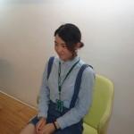 中国人インターンYolandaの自己紹介