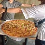 ZEN周辺散策⑥|モンスターピザ実況中継「CALDA PIZZA」