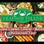 フィリピンで、軍隊式の大皿料理を楽しもう!! SEAFOOD ISLANDへ行ってみた!